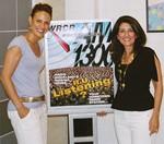 Krista Watterworth with Barbara Ficarra