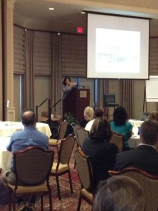 Barbara Ficarra Presenting at HIMSS Arkansas- Using IT to Engage the Pat...