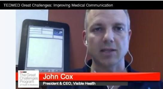 TEDMED John Cox Healthin30