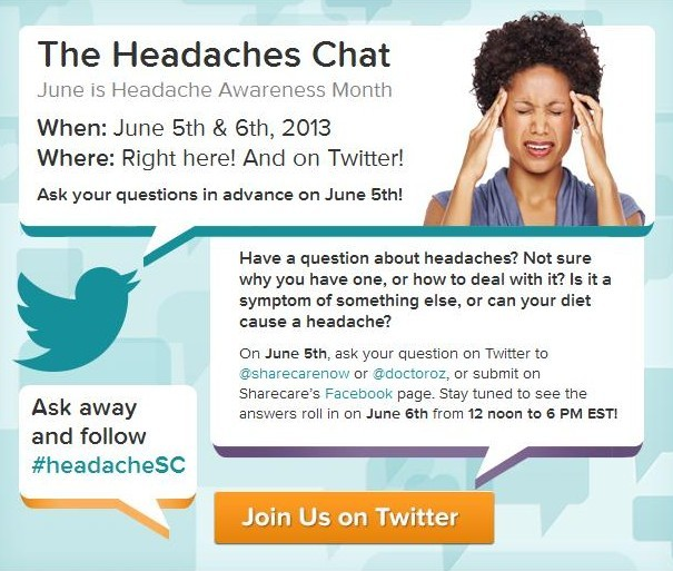 Sharecare Twitter Chat HA