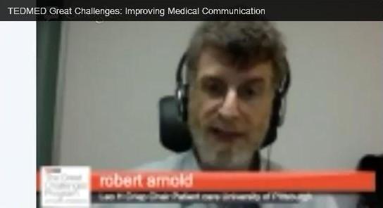 TEDMED Robert Arnold, MD Healthin30