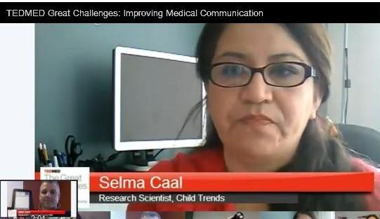 TEDMED  Selma Caal, MD Healthin30