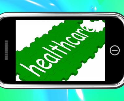 Smartphone Health Care for Healthin30 ID-100147388