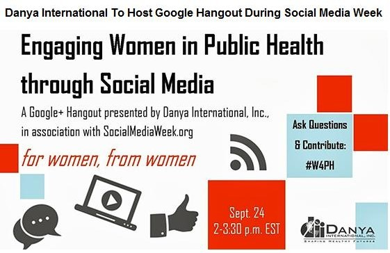 Social Media Week-Engaging Women in Public Health Through Social Media-Barbara Ficarra