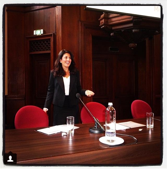 PIAA Speaking Event 2 Barbara Ficarra Amsterdam